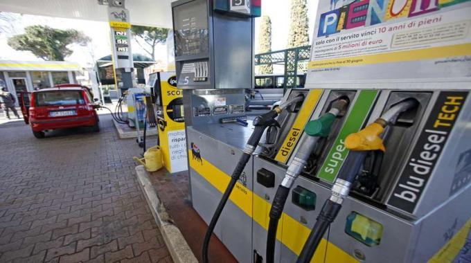 foto Carburante Diesel+ - 1