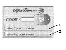 foto Descrizione impianto antifurto Alfa Romeo 156 - 23