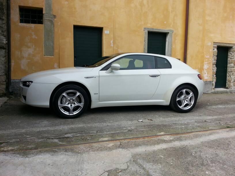 foto Alfa Romeo Brera - 2.0 jtdm - step 2 - 1