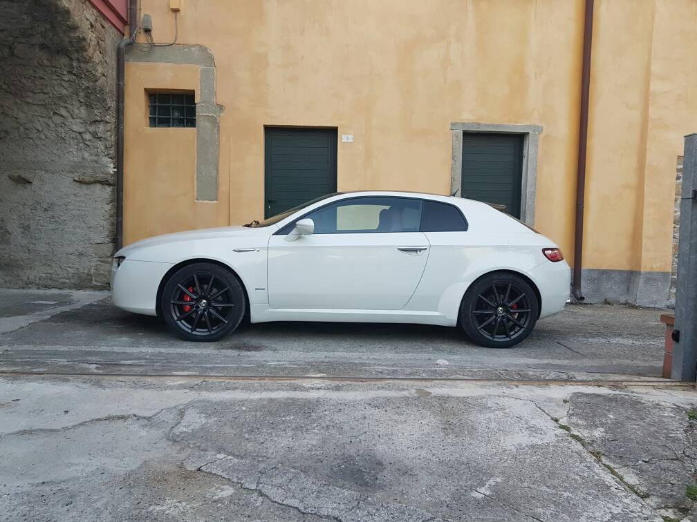 foto Alfa Romeo Brera - 2.0 jtdm - step 2 - 3