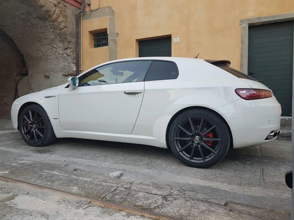 foto Alfa Romeo Brera - 2.0 jtdm - step 2 - 4
