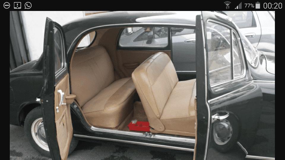 foto Differenze tra auto Vintage e attuali.... - 3
