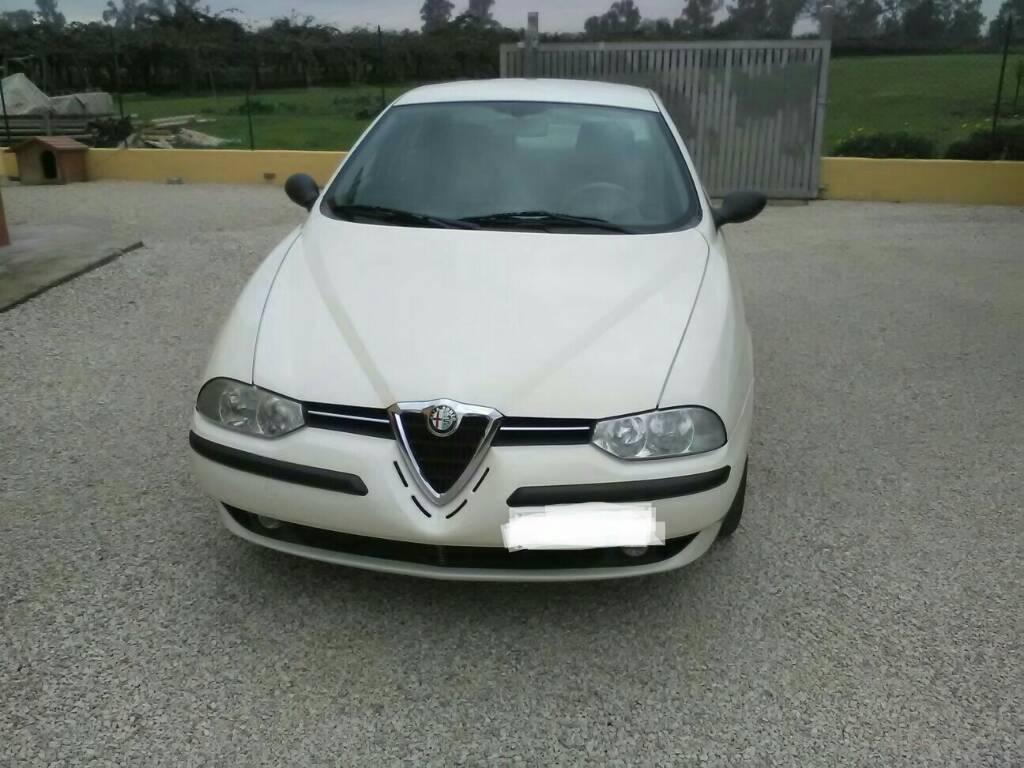 foto Alfa Romeo 156 - 1.6 ts - Bianco Polare - 1998 - 1