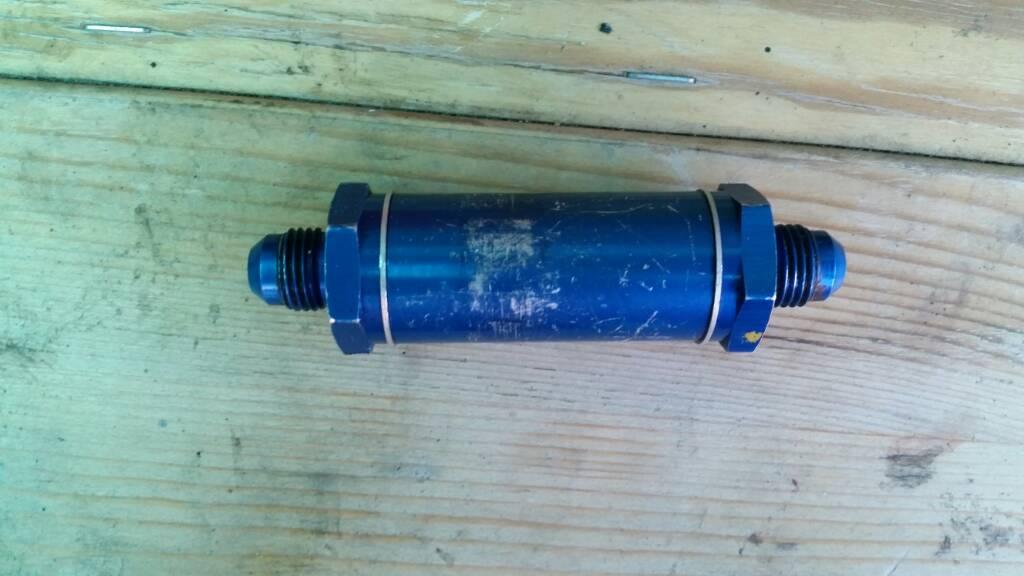 foto Giulietta qv - eliminare il ricircolo vapori olio - 3