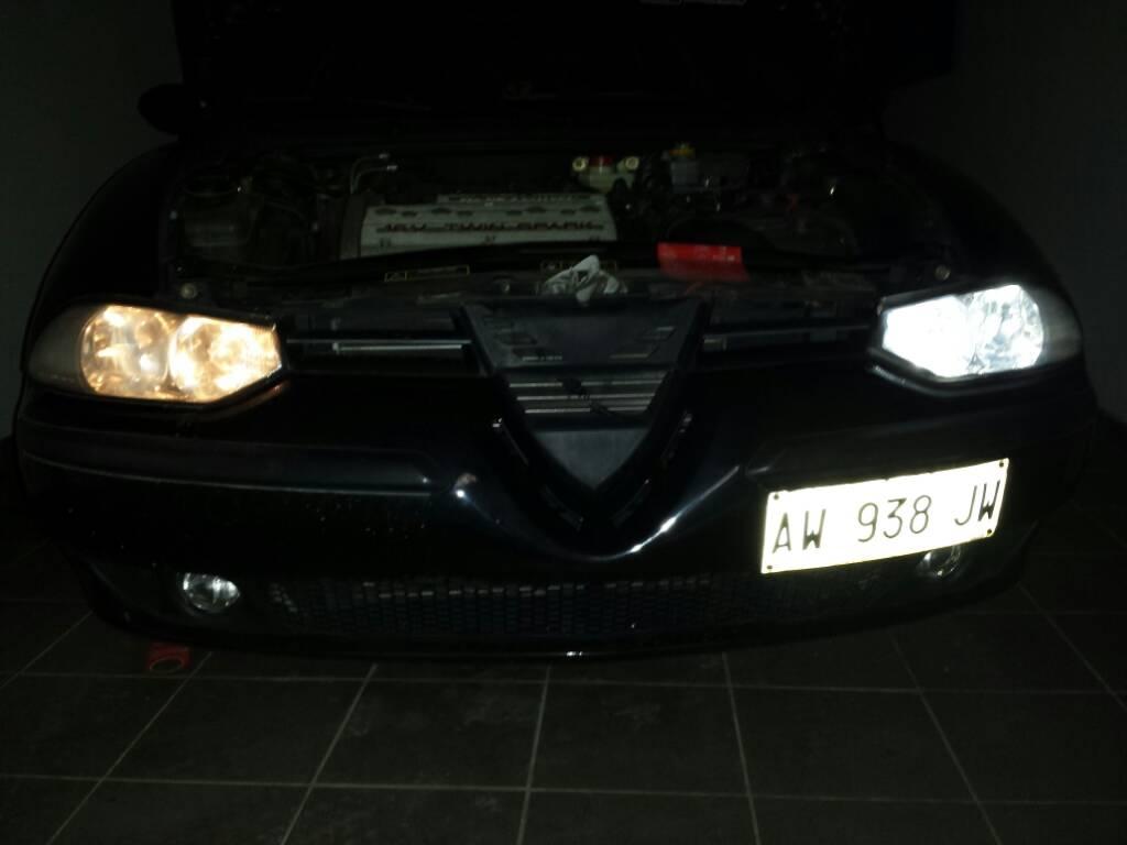 foto Alfa Romeo 156 - 1.6 ts - nero pastello - 1998 - TO - 11