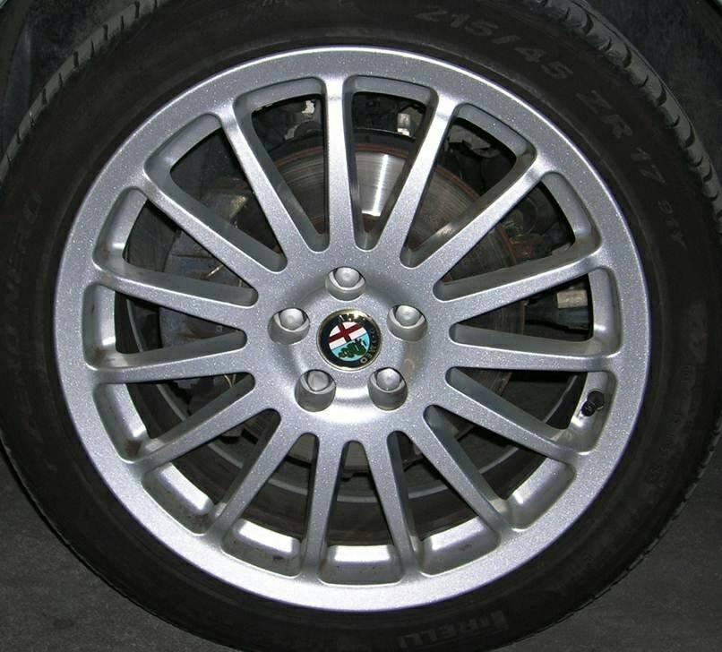 foto Alfa Romeo 156 - 1.6 ts - nero pastello - 1998 - TO - 1