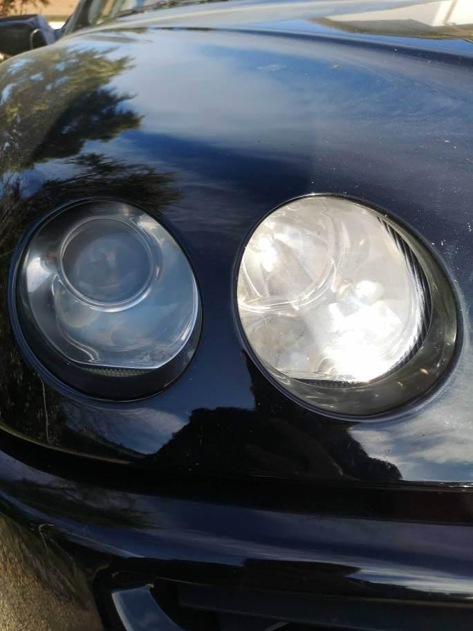 foto Alfa GTV 916 Fari poco luminosi, come risolvere? - 2