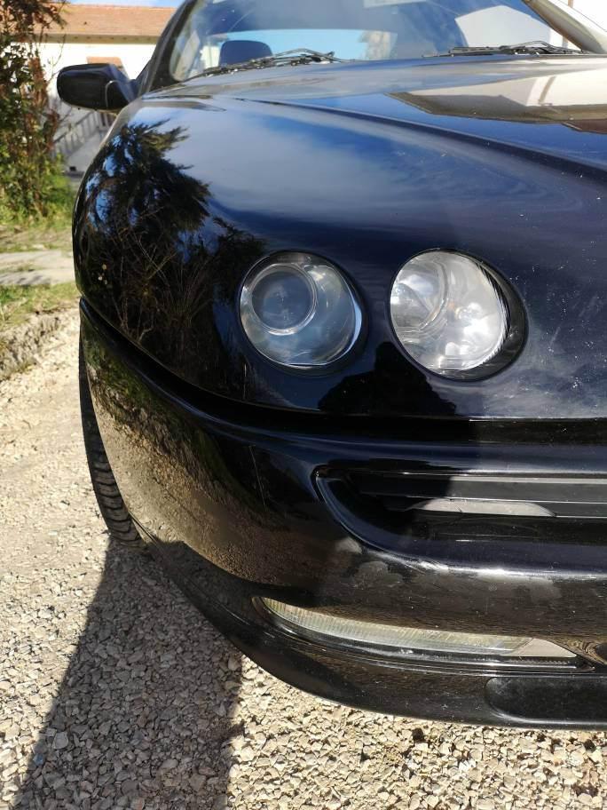 foto Alfa GTV 916 Fari poco luminosi, come risolvere? - 4