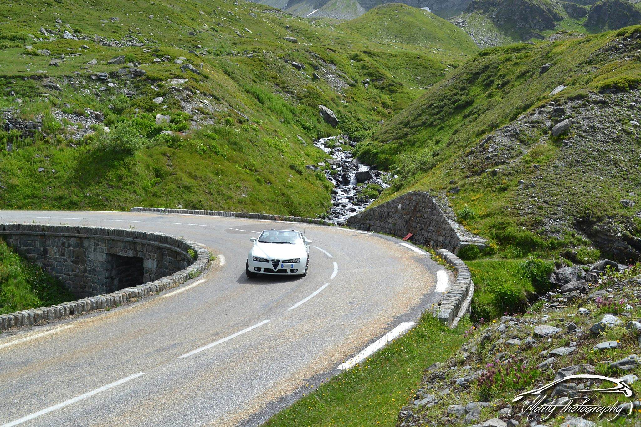 foto Alfa Romeo Spider - 3.2 V6 jts 260cv - Q4 - Bianco Ghiaccio - 2010 - RA - 4