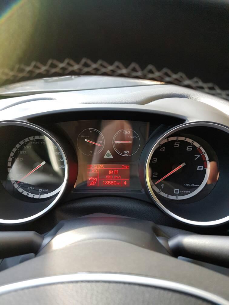 foto Giulietta 1750 TBi 240 CV TCT - Consumi [Discussione Ufficiale] - 2