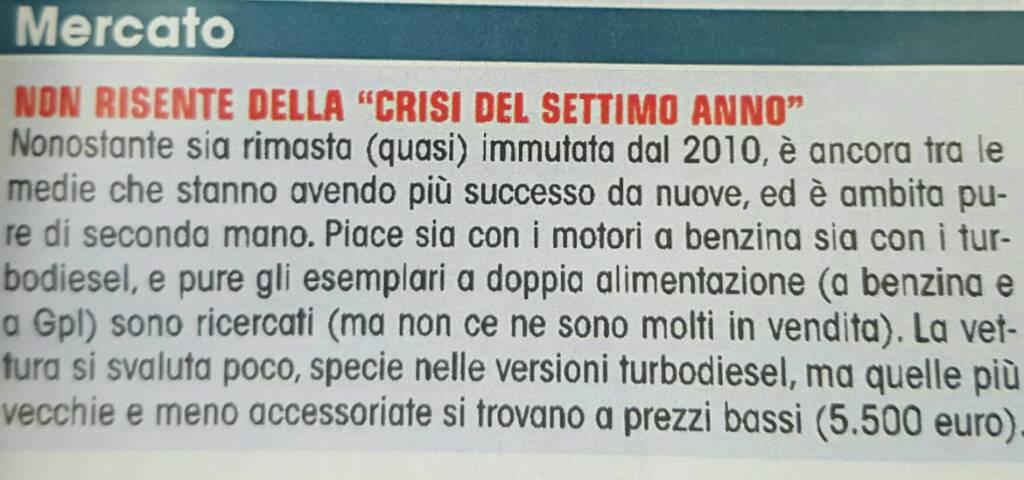 foto Giulietta - Portaoggetti sopra la plancia! - 1