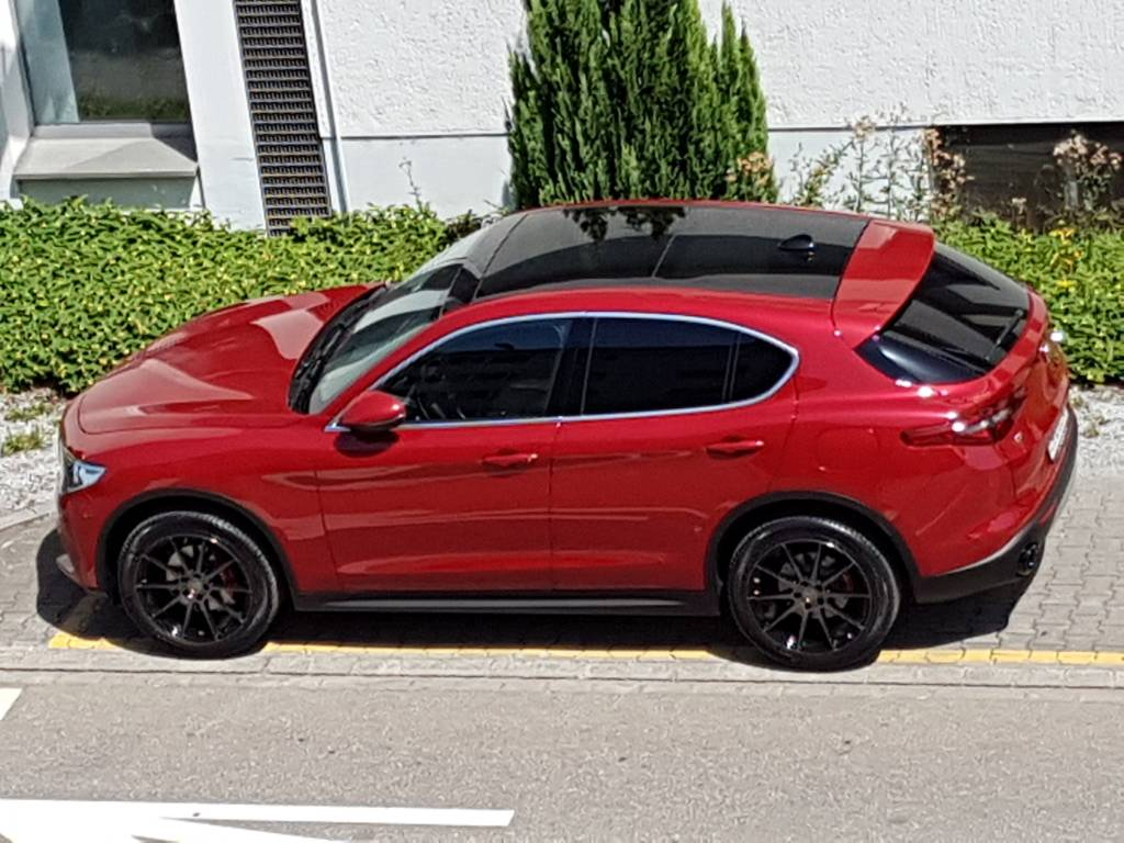 alfa romeo stelvio first edition - 2 0 tb 280cv - at8