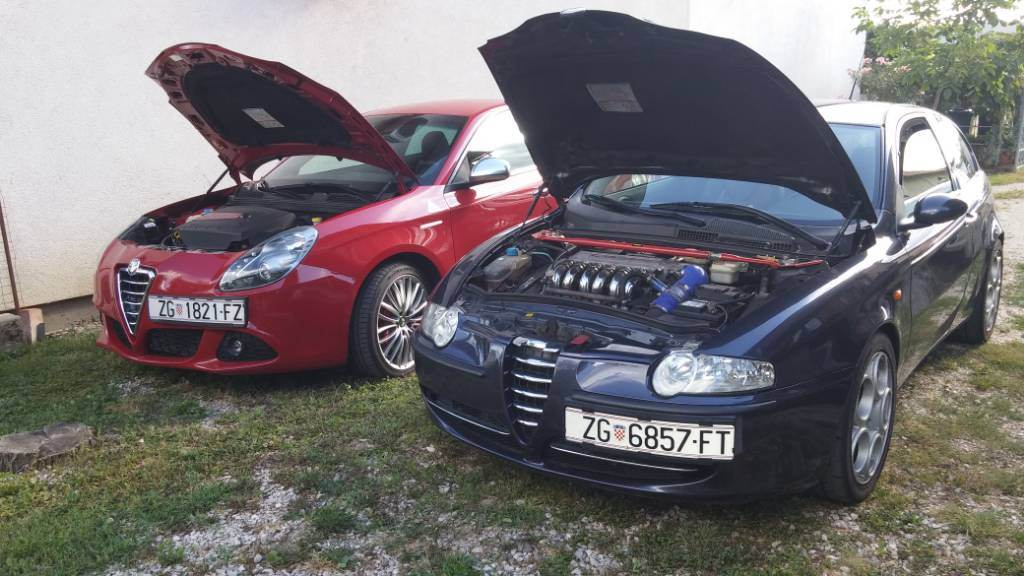 foto Alfa Romeo 147 1.6 TS vuole essere GTA - {attachcounter}