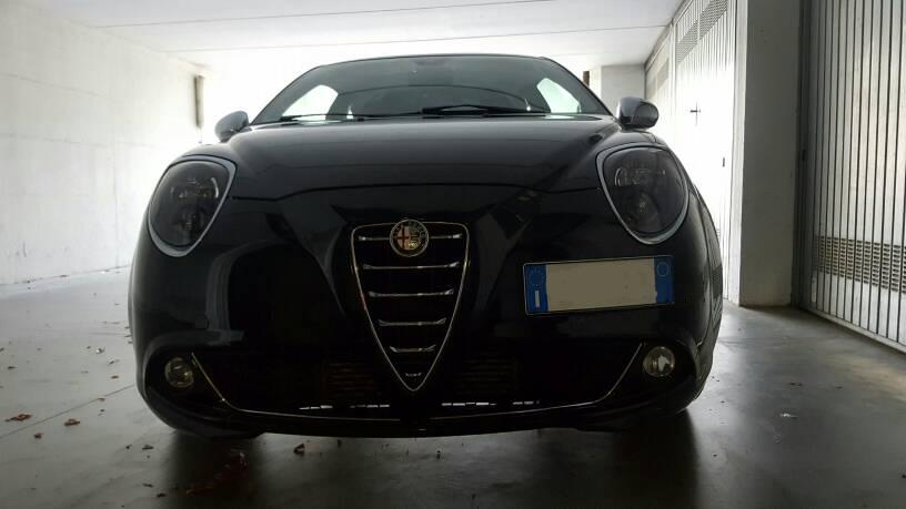 foto Alfa Romeo MiTo - 1.3 jtdm2 - Distinctive -  nero pastello - MB - 2