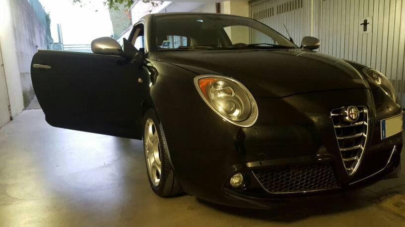 foto Alfa Romeo MiTo - 1.3 jtdm2 - Distinctive -  nero pastello - MB - 5