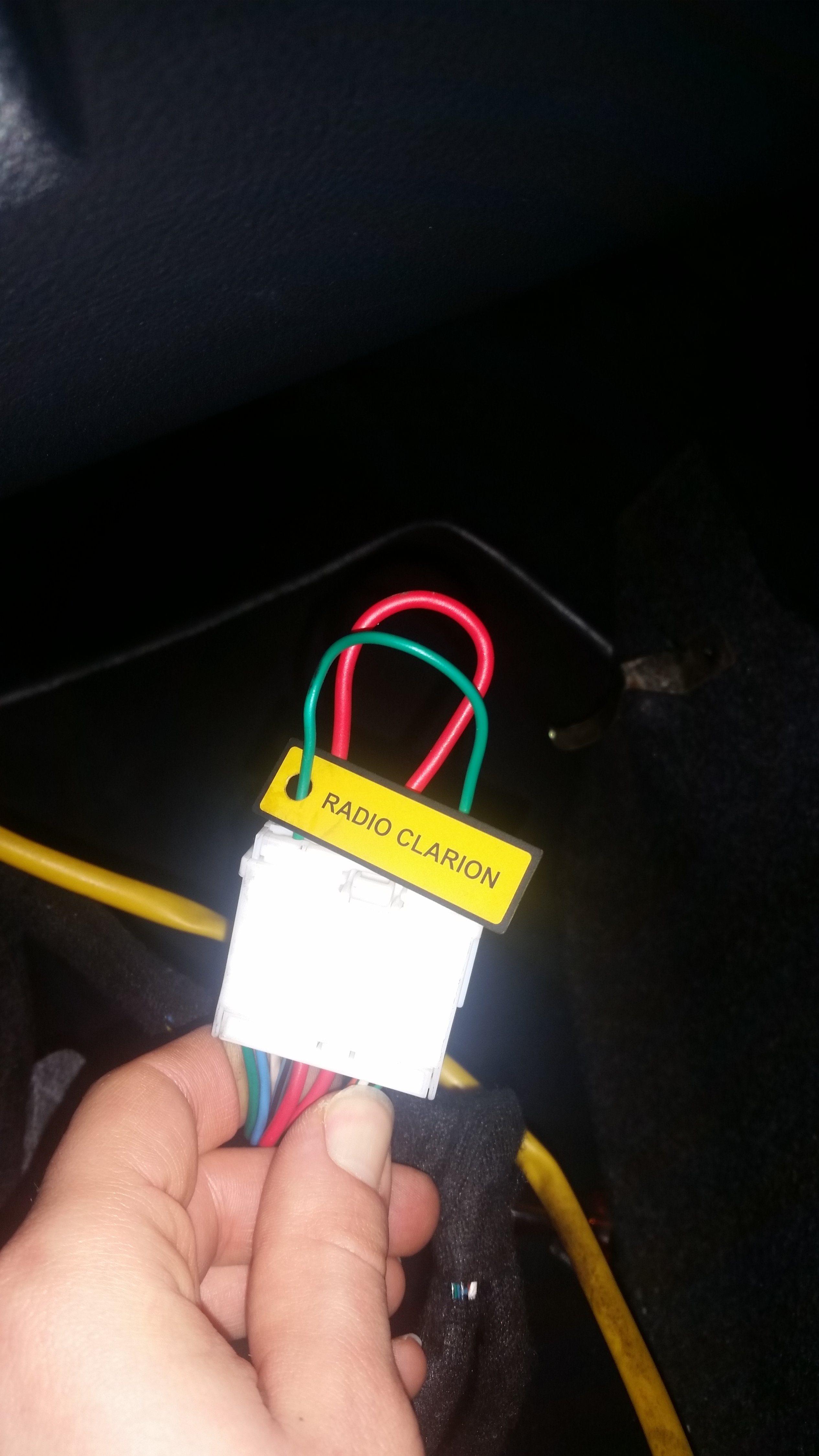 foto Connettore iso originale non funziona - 1