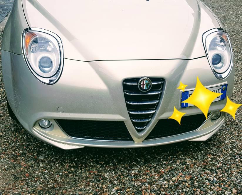 foto Alfa Romeo MiTo - 1.6 jtdm - grigio champagne - (zona varese) - 3
