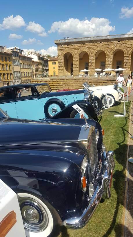 foto PALAZZO PITTI Firenze 09/09/2018 - 14