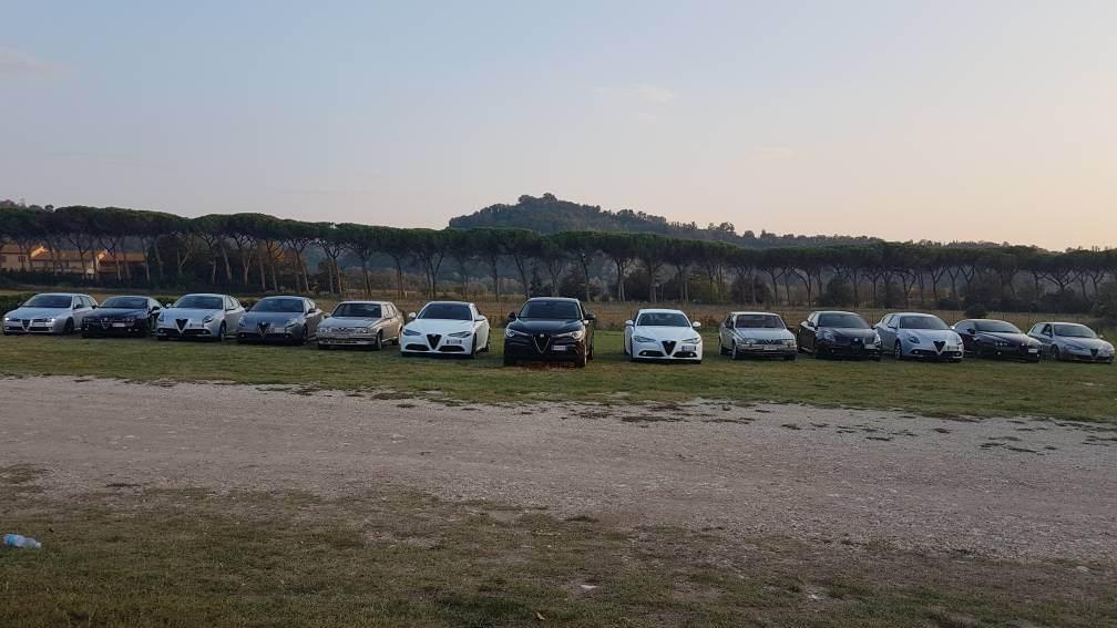 foto Raduno alfisti laziali - info al post 107 - 5