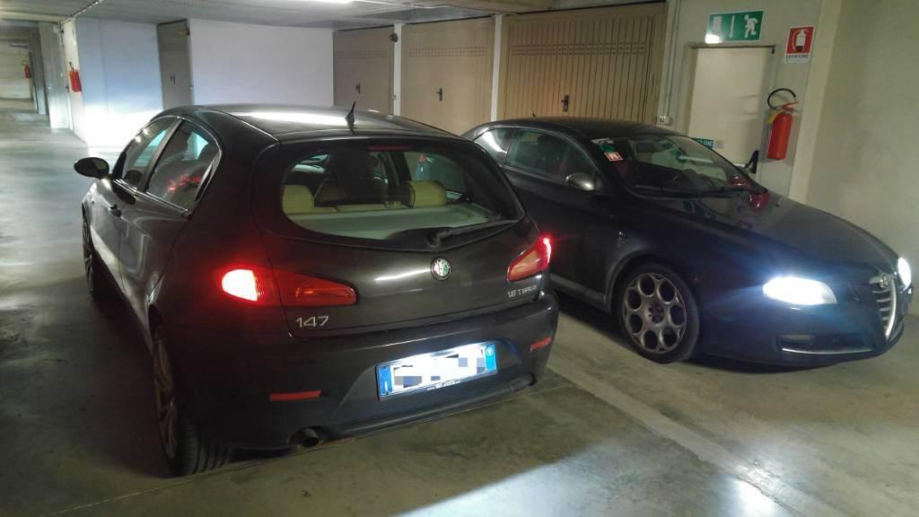 foto Alfa GT - 1.9 jtdm 150cv - blackline - nero - ms - 1
