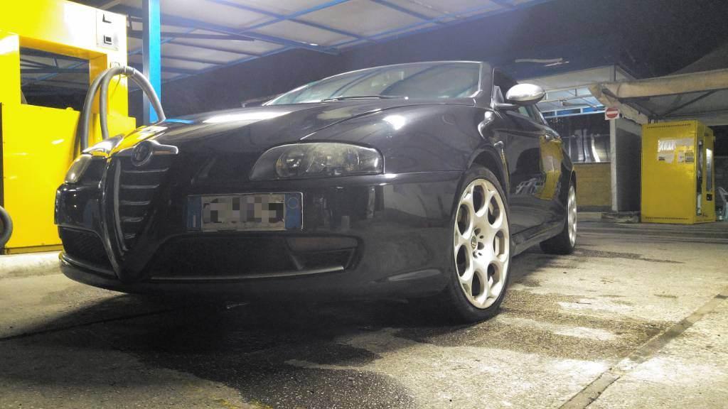 foto Alfa GT - 1.9 jtdm 150cv - blackline - nero - ms - 4