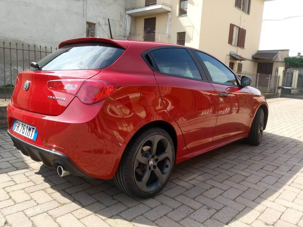 foto Scelta cerchi in lega per Alfa Romeo Giulietta - 3