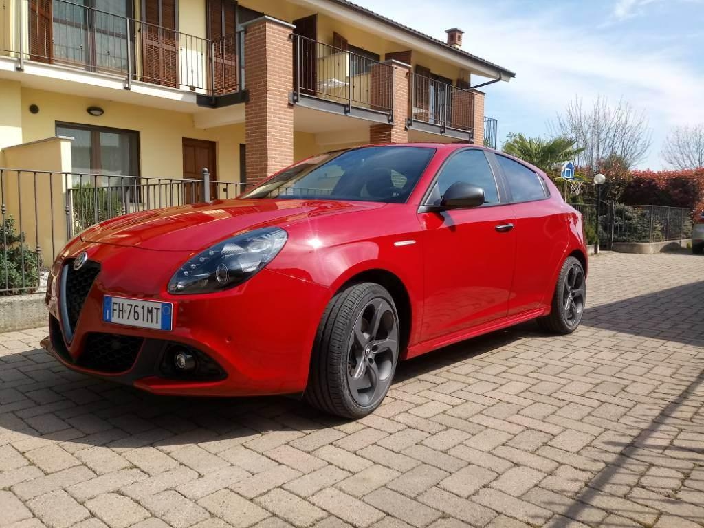 foto Scelta cerchi in lega per Alfa Romeo Giulietta - 4