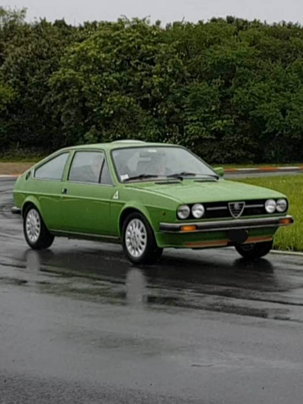 foto Info possessori Alfasud berlina - 1
