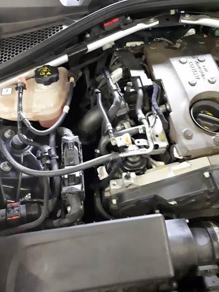 foto Benzina nel gasolio - 1