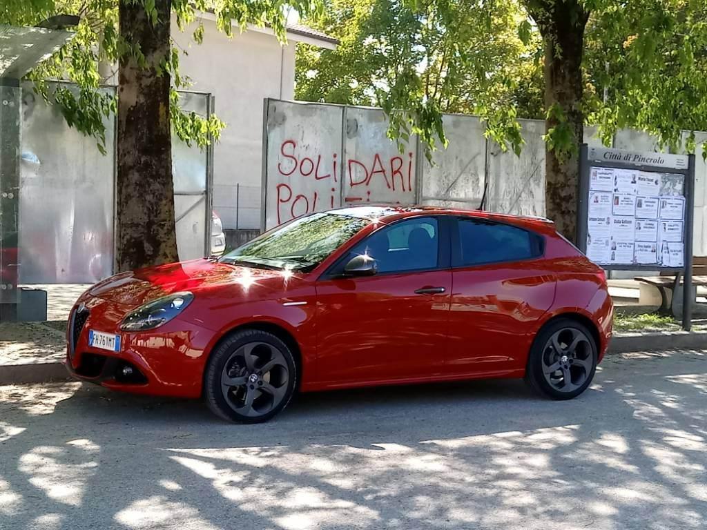 foto Scelta cerchi in lega per Alfa Romeo Giulietta - 2
