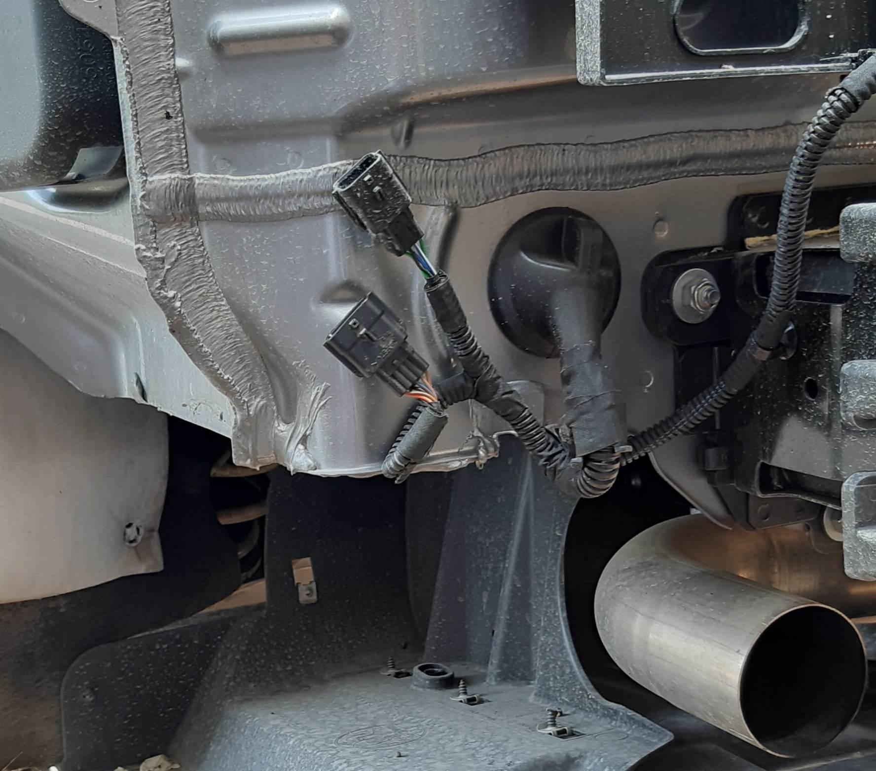 foto estrattore posteriore after market per Giulia Super - 2