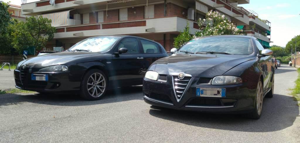 foto Alfa GT - 1.9 jtdm 150cv - blackline - nero - ms - 7