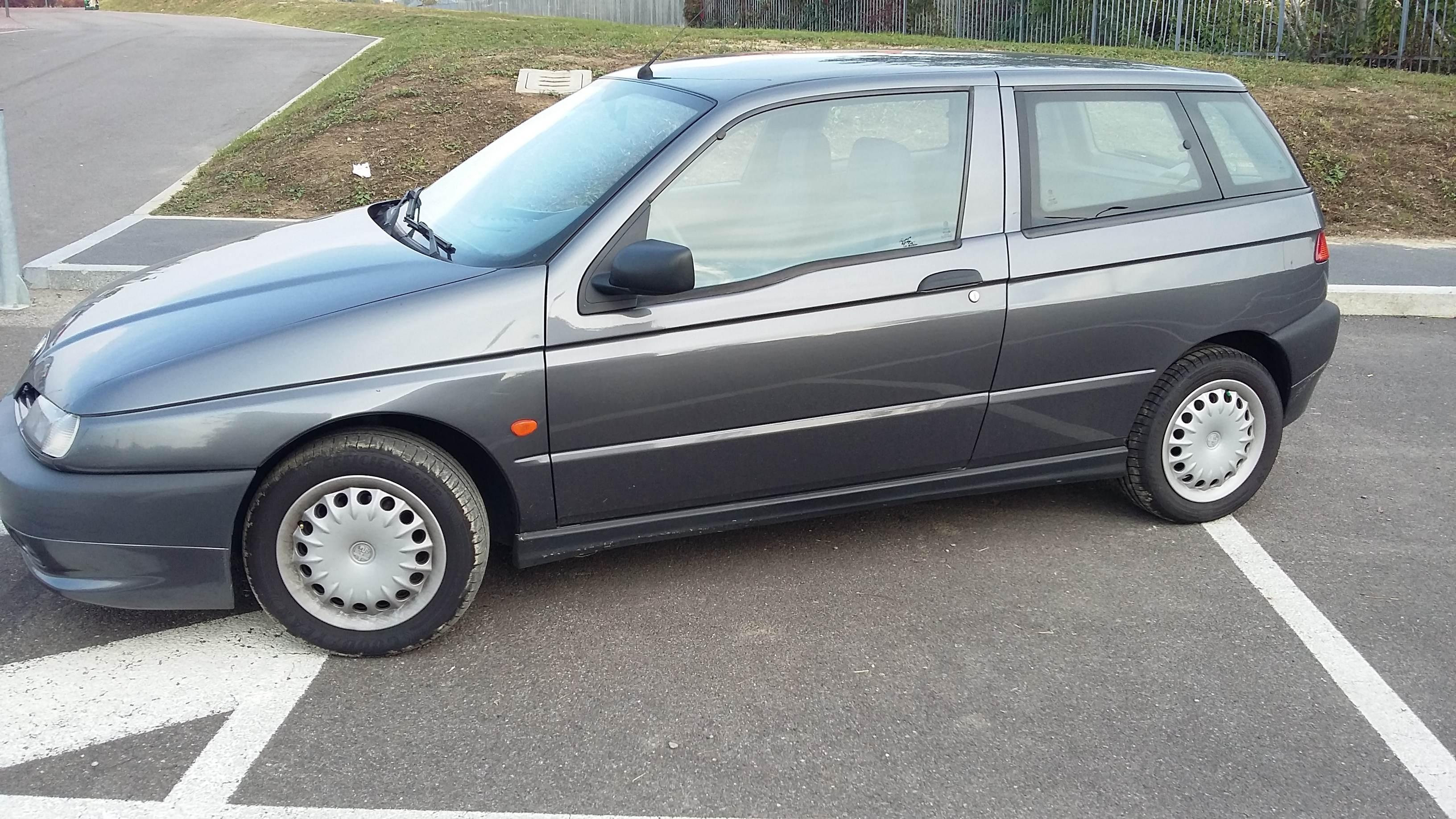 foto Alfa 145-Twin Spark 1.4-L-Grigio Artico-1998-Brescia - 2