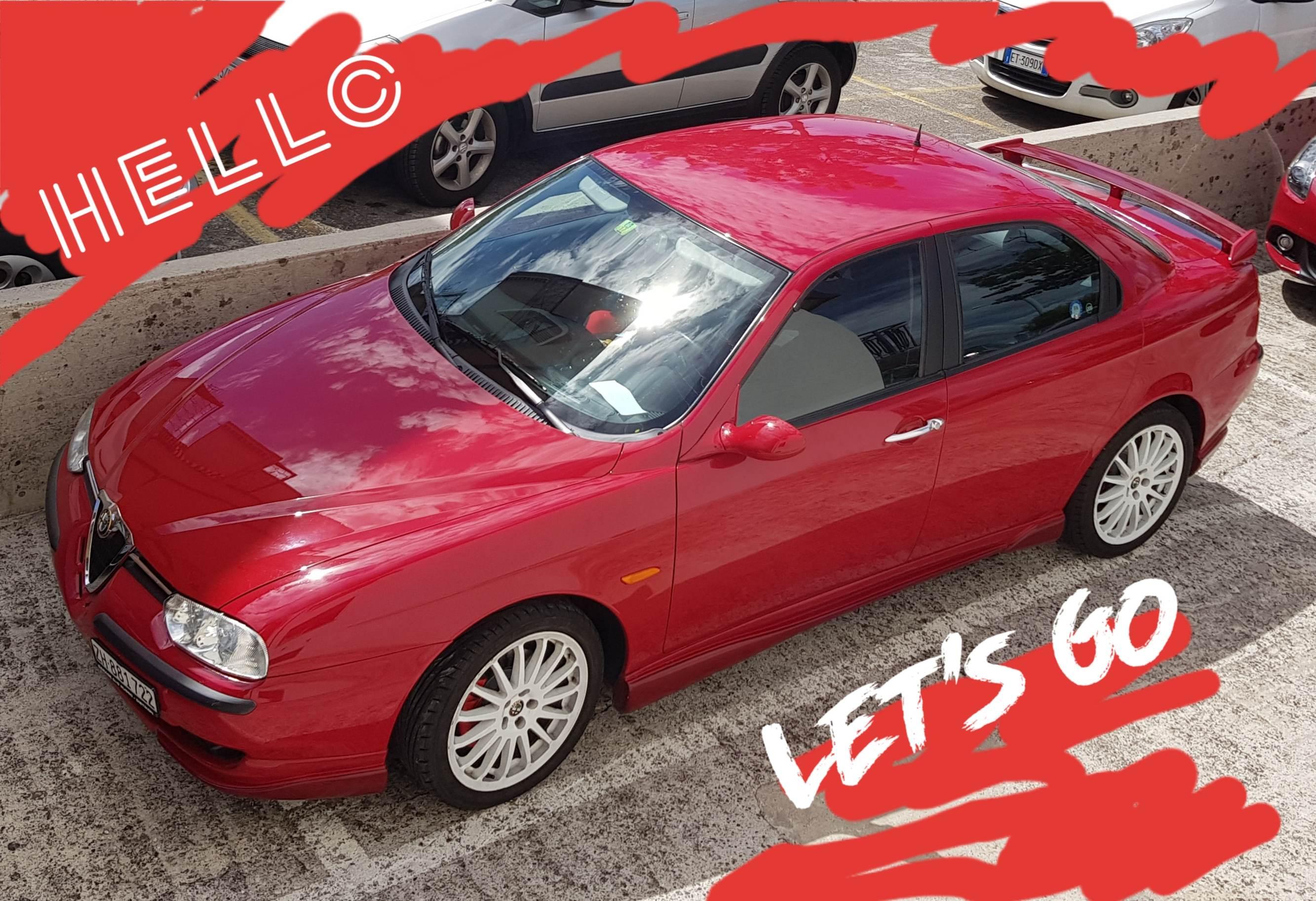 foto Alfa Romeo 156 - 2.0 TS 16v - Selespeed - Rossa - 2000 - VE - 2