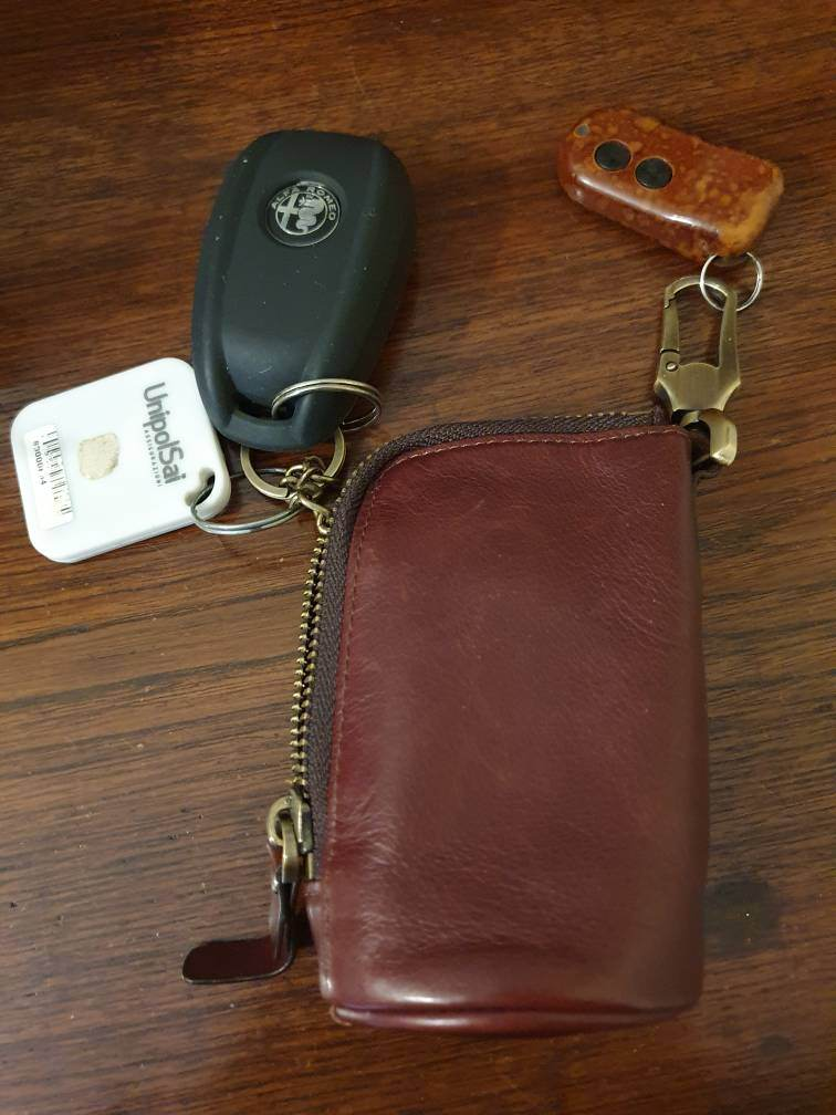 foto Che portachiavi avete per la chiave dell'Alfa? - 2