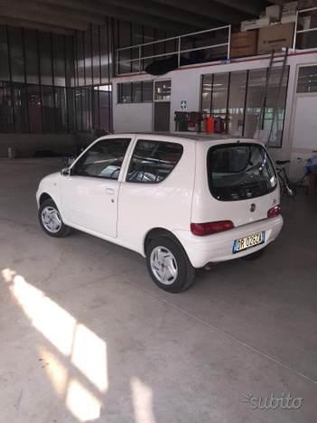 foto Alfa Romeo 156 - 2.0TS 16v 155cv - Blu Vela - 2001- VA - 8