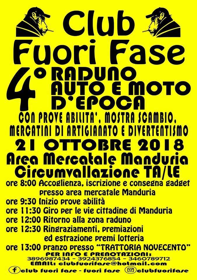 foto Club alfa Puglia-Raduni,incontri,eventi - 1