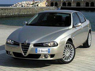 foto Cerchi 17 Alfa Romeo 156 - 1