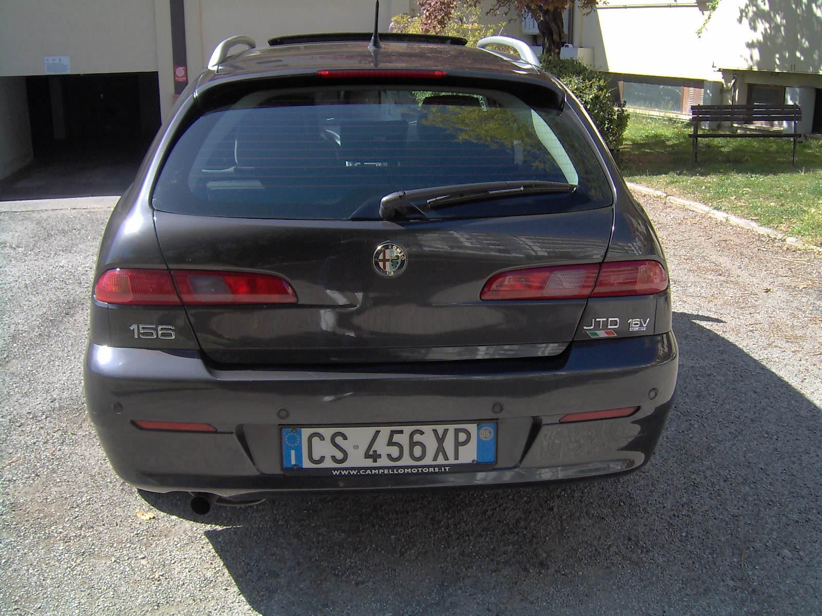 foto Alfa Romeo 156 SW - 1.9 mjet 16V 150CV - VE - 7