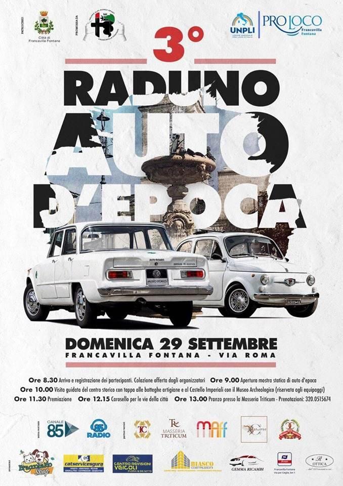 foto Club alfa Puglia-Raduni,incontri,eventi - 3