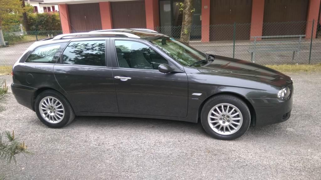 foto Alfa Romeo 156 SW - 1.9 mjet 16V 150CV - VE - 9