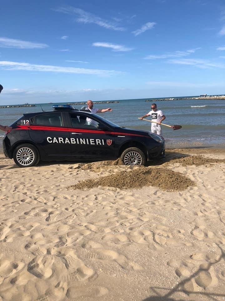 foto Nuova Giulietta per l'Arma dei Carabinieri - 3