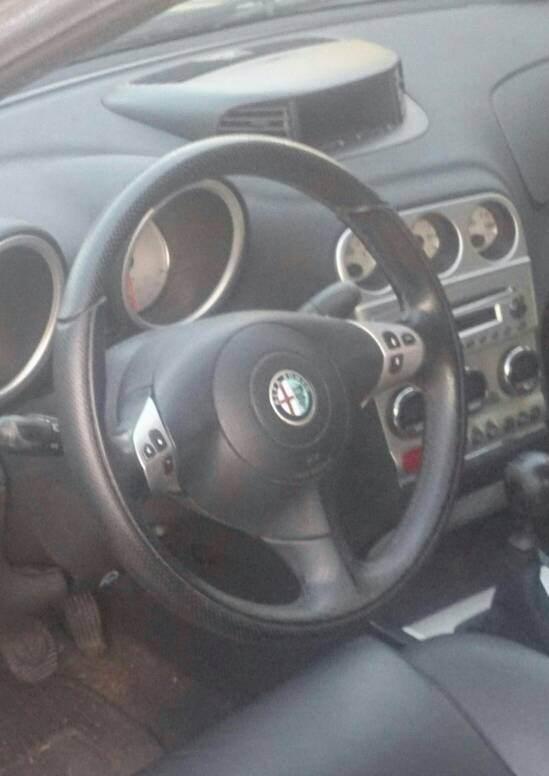 foto Alfa Romeo 156 - 1.9 jtd 8v - Distinctive - 2003 - Grigio Sterling metallizzato - 2