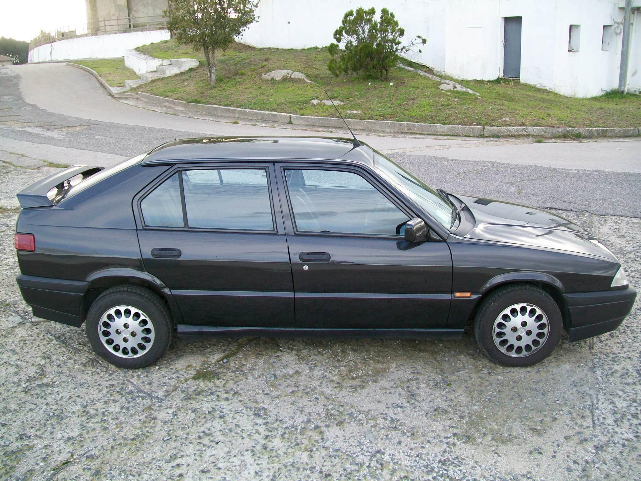 foto Alfa 33 Imola 1993 ASI SS - 3