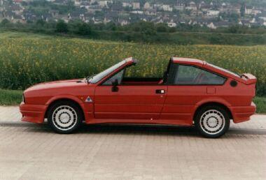 foto Alfa Romeo Sprint Targa - 1
