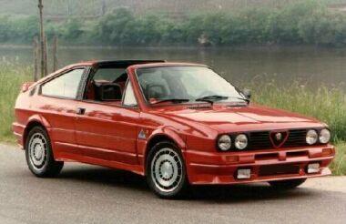 foto Alfa Romeo Sprint Targa - 2