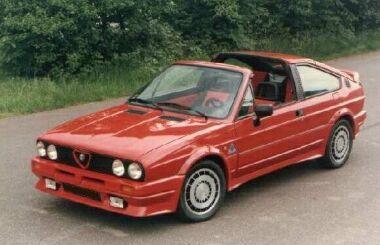 foto Alfa Romeo Sprint Targa - 3