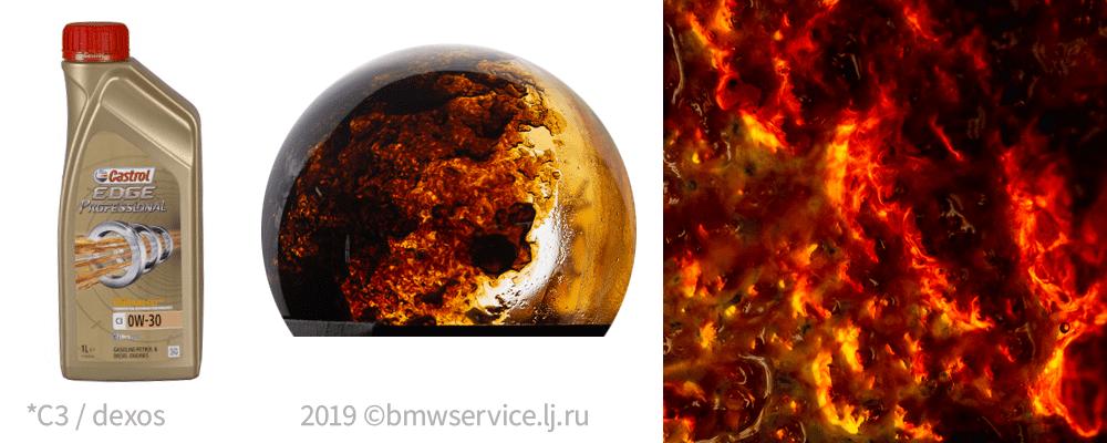 foto Stress Termico Olio Motore 400°C - 7
