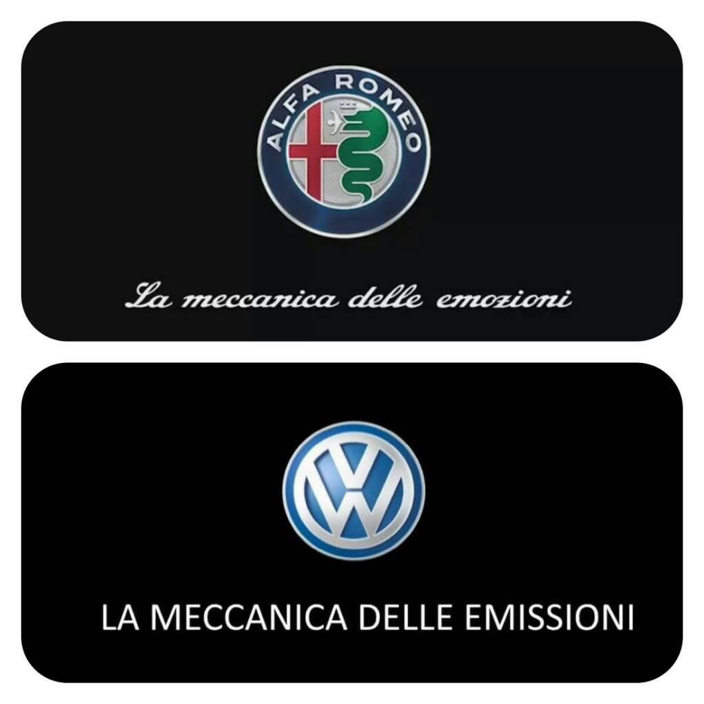 foto confronto senza senso Golf GTI o Giulia Super - 1
