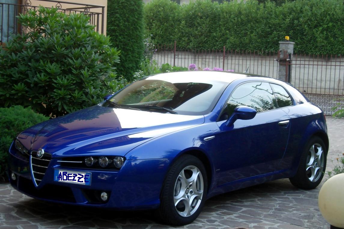 foto Alfa Romeo Brera - 3.2 V6 Q4 260cv - Blu Misano - 2007 - MB - 5